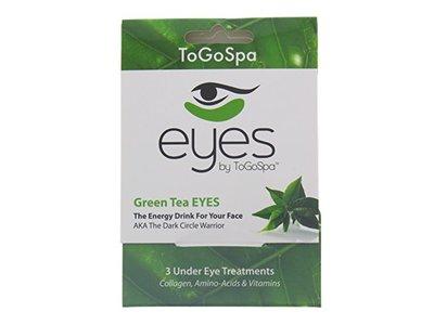 ToGoSpa Under Eye Collagen Gel Pads- 10 Packs - 30 Pair - Image 7