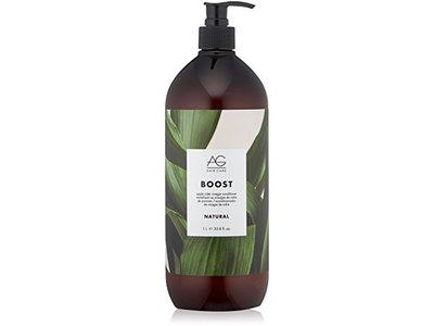 AG Hair Boost Apple Cider Vinegar Conditioner, Natural Rosemary Mint and Vanilla, 33.79 fl. oz.