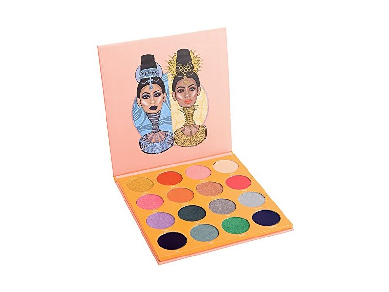 Juvia's The Magic Mini Eyeshadow Palette, 0.84 oz