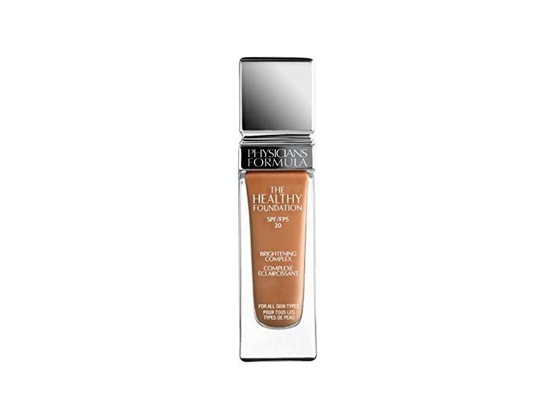 Physicians Formula The Healthy Foundation with SPF 20, DW2, 1 Fluid Ounce