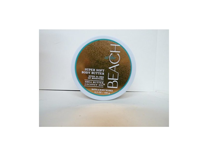 Bath and Body Works At The Beach Body Butter 6.6 Oz