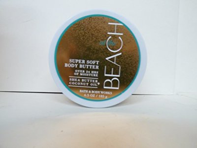 Bath and Body Works At The Beach Body Butter 6.6 Oz - Image 1