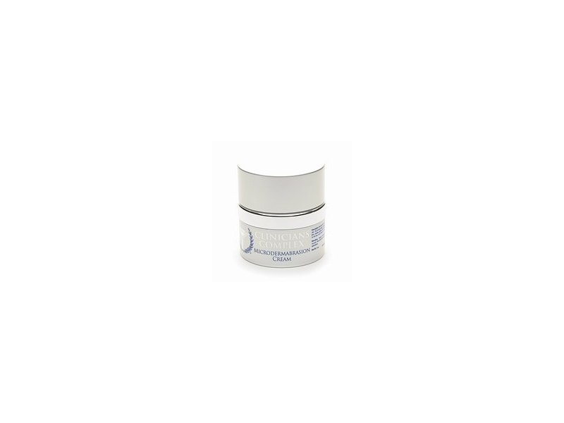 Clinicians Complex Microdermabrasion Cream