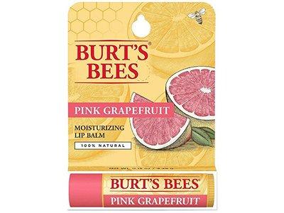 Burt's Bees Lip Balm Pink Grapefruit 15 Oz