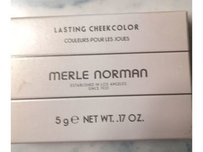 Merle Norman Lasting Cheekcolor, 0.17 oz/5 g
