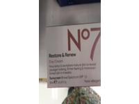 Boots no7 Restore & Renew Day Cream, SPF 15, 1.6 fl oz - Image 3