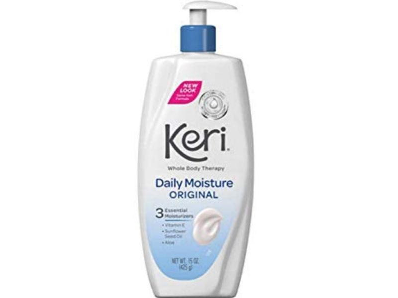 Keri Whole Body Therapy Daily Moisture, Original, 15 oz