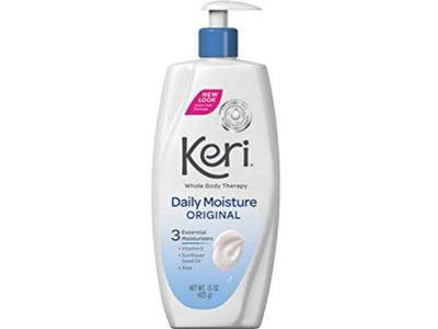 Keri Whole Body Therapy Daily Moisture, Original, 15 oz