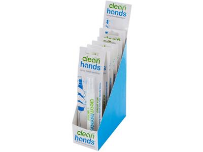 Clean Hands Spray Hand Sanitizer