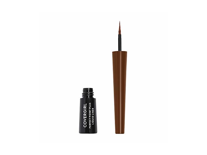 Covergirl Perfect Point Plus Liquid Eyeliner, Espresso, 0.08 fl oz/ 2.5 mL