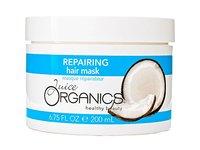 Juice Organics Repairing Hair Mask, Coconut, 6.75 fl. oz. - Image 2