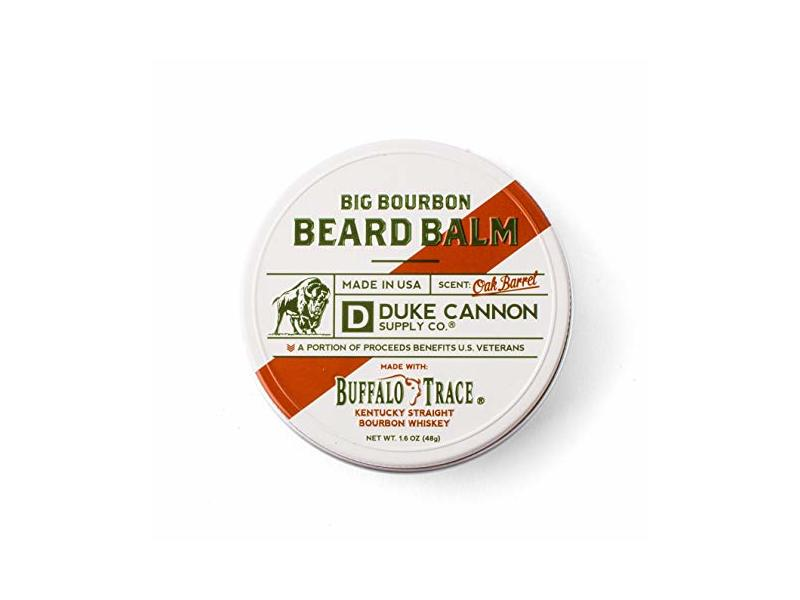 Duke Cannon Big Bourbon Beard Balm, 1.6 ounce