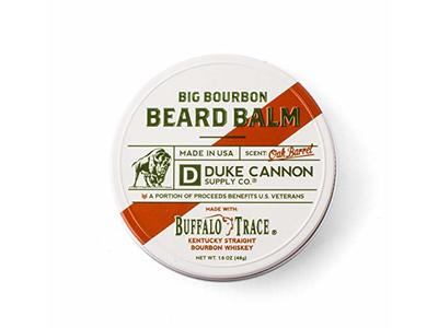 Duke Cannon Big Bourbon Beard Balm, 1.6 ounce