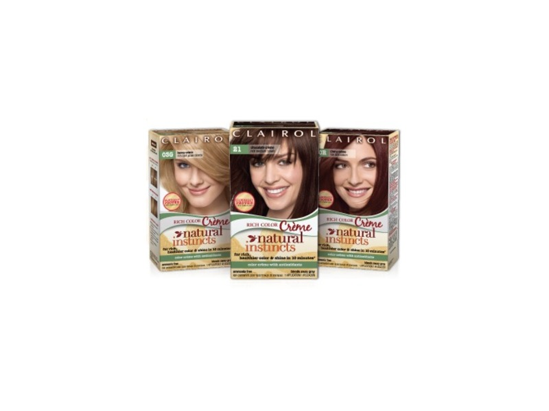 Clairol Natural Instincts Rich Color Crème - All Shades, Activating Creme & Conditioning Treatment, Procter & Gamble