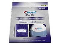 Crest 3D White Whitestrips with Light Teeth Whitening Kit, 10 Treatments - Image 2