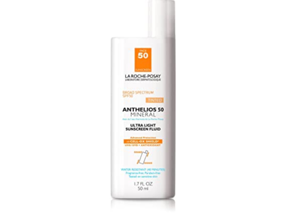La Roche-Posay Tinted Ultra Light Sunscreen Fluid, 1.7 fl oz
