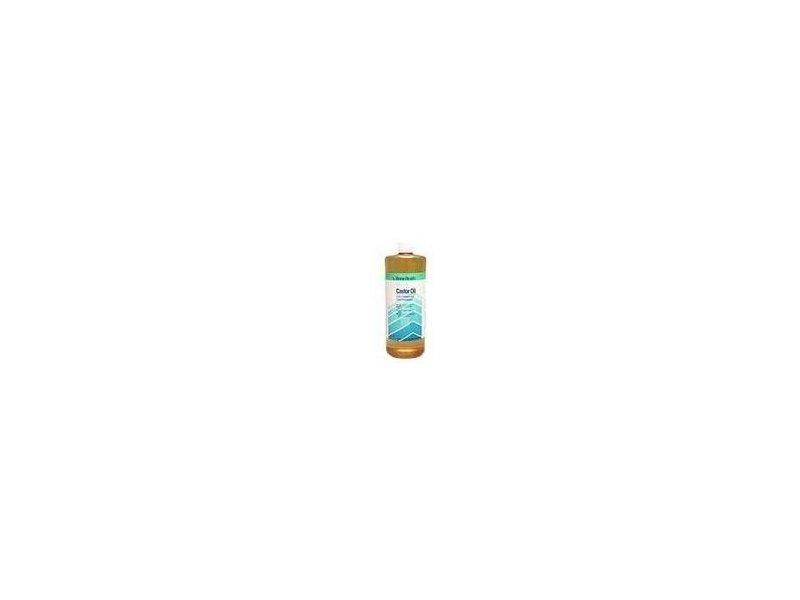 Home Health Castor Oil, 8 oz