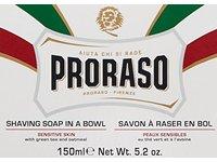 Proraso Shaving Soap in a Bowl, Sensitive Skin, 5.2 oz (150 ml) - Image 6