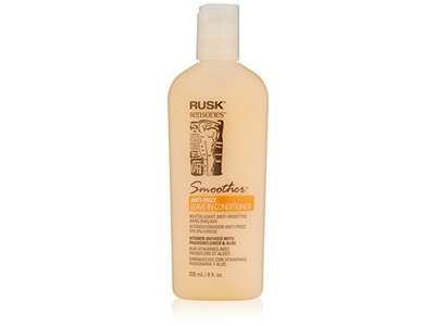 Rusk Sensories Smoother Anti-Frizz Leave-In Conditioner, 8 fl oz