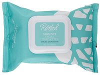 Rooted Beauty Sensitive Facial Towelettes - Image 2