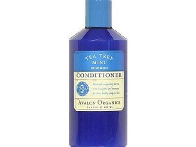 Avalon Organics Therapy Tea Tree Scalp Normalizing Conditioner, 14 oz