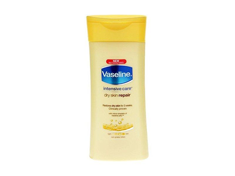 Vaseline Intensive Care Lotion, Dry Skin Repair, 10 fl oz