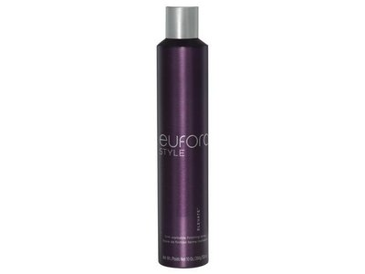 Eufora Elevate Firm Hold Workable Finishing Hair Spray, 10 oz
