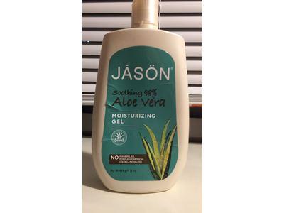 Jason Aloe Vera 98 Percent Moisturizing Gel, 16 fl oz - Image 3