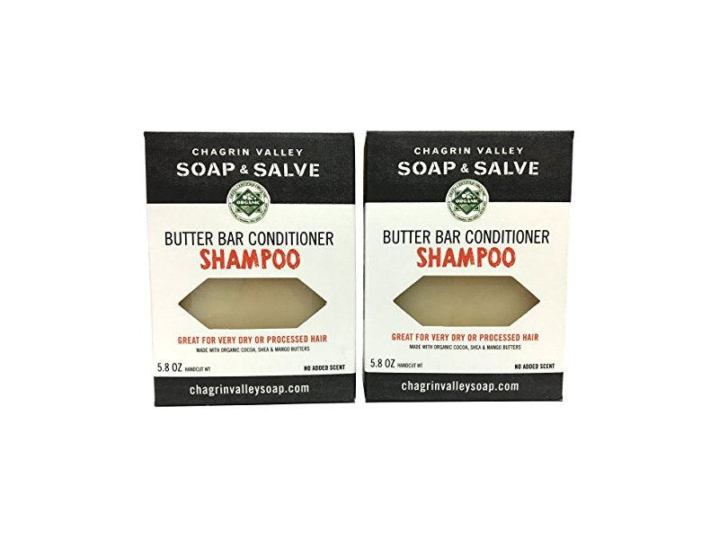Chagrin Valley Soap & Salve Company Butter Bar Conditioner