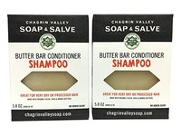 Chagrin Valley Soap & Salve Company Butter Bar Conditioner Shampoo, 5.8 oz - Image 4