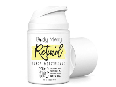 Body Merry Retinol Moisturizer Cream