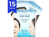 Ebanel Skincare Hyaluronic Collagen Sheet Mask, 20 g (0.70 oz) - Image 3