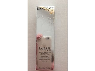 Lancome La Base Pro Perfecting Makeup Primer, Oil Free, 0.8oz - Image 4
