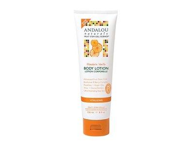 Andalou Naturals Body Lotion, Mandarin Vanilla, 8 fl oz