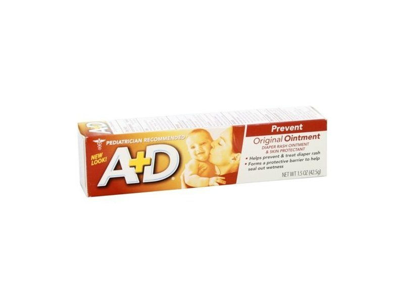 A+D Original Ointment, 1.5 oz (Pack of 5)