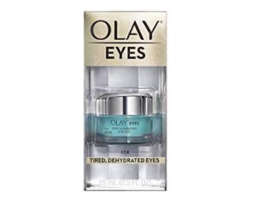 Olay Eyes Deep Hydrating Eye Gel with Hyaluronic Acid, 5 ml