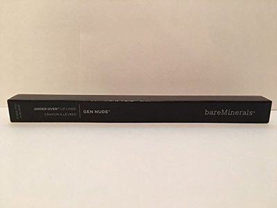 bareMinerals Gen Nude Under Over Lip Liner, Freestyle, 0.05 Ounce - Image 1