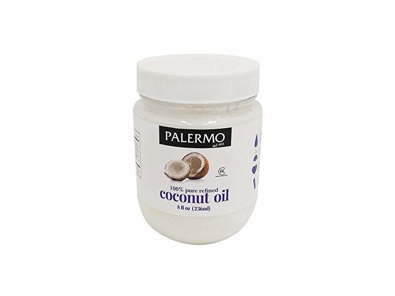 Palermo Coconut Oil 8oz
