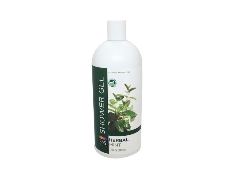365 Everday Value Herbal Mint Shower Gel
