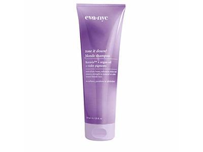 Eva NYC Tone It Down Blonde Shampoo, 8.5 fl oz