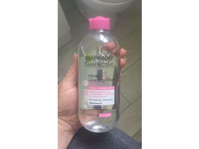 Garnier SkinActive Micellar Cleansing Water, 13.5 oz - Image 3