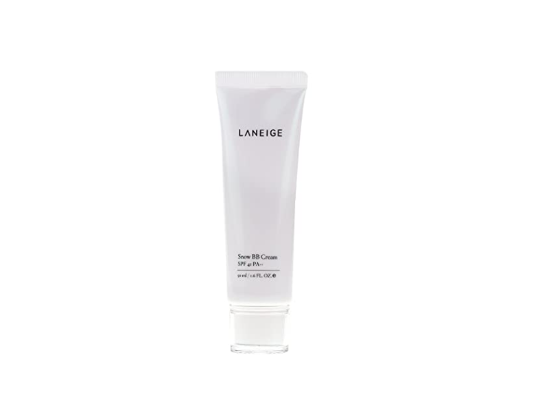 Laneige Snow BB Cream SPF30, Shimmer Brightening, 1.3 fl oz/40 mL
