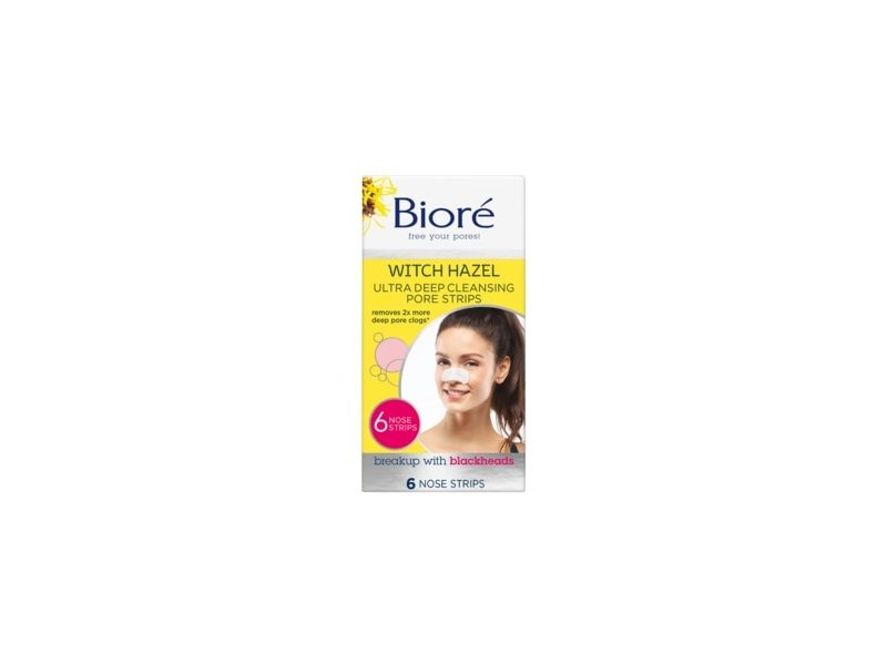 Biore Ultra Deep Cleansing Pore Strips