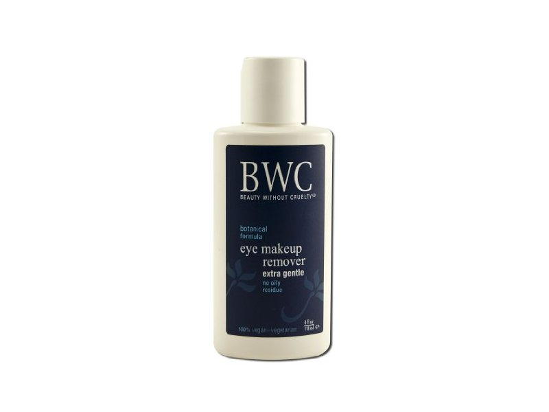 Beauty Without Cruelty Eye Make-Up Remover, 4 oz