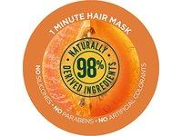 Garnier Hair Care Fructis Damage Repairing Treat 1-Minute Hair Mask With Papaya Extract, 13.5 Fluid Ounce - Image 7