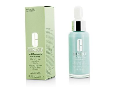 Clinique Anti-Blemish Solutions Correcting Serum, 30ml - Image 1