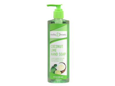 Studio 35 Beauty Coconut Lime Hand Soap, 12 fl oz