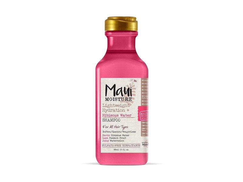 Maui Moisture Hibiscus Water Shampoo, 13 fl oz/385 ml