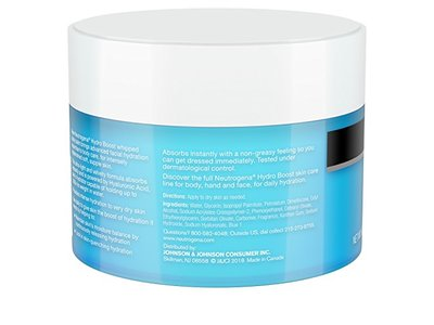 Neutrogena Hydro Boost Hydrating Whipped Body Balm, 6.7 Ounce - Image 5