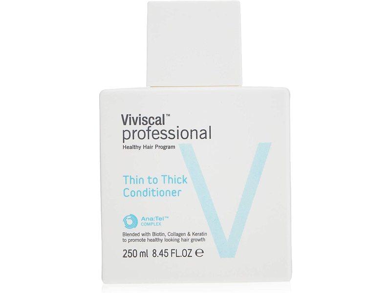Viviscal Pro Thin To Thick Conditioner, 8.45 fl oz/250 ml